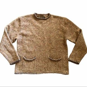 Woolrich  Crew Neck Knit Pullover